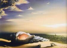 "Vladimir Kush         ""Shell""    2004  Giclee on Canvas"