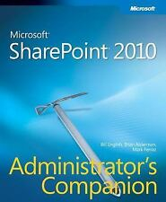 Microsoft SharePoint 2010 Administrator's Companion (Admin Companion)-ExLibrary