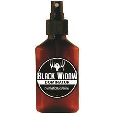 Black Widow Dominator Synthetic Deer Lure Buck Urine 3 oz.
