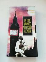 Un Lupo Mannaro Americano a Londra VHS - Videocassetta
