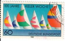 """Germany - 1982 """"Kieler-week"""""""