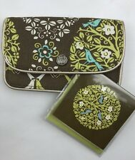 Vera Bradley Quickstep Wallet Sittin' in a Tree NWT EXACT Retired Ships Free