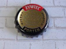 BEER Bottle Cap ~*~ Zywiec (Żywiec Group/Heineken) 1881 Porter ~ POLAND Brewery