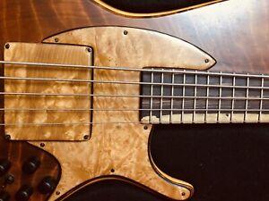 prat MB5 custom bass  5 string