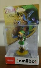 Nintendo Amiibo Legend Of Zelda: Ocarina of Time Link Action Figure