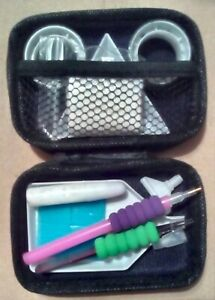 5D Diamond painting tool kit and case