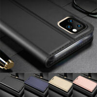 Magnetic Leather Wallet Flip Case Cover For iPhone 12 Mini 12 Pro Max 11 XR X 8