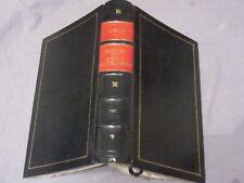 HISTOIRE ECOLE POLYTECHNIQUE 1887 / Relié plein cuir /+ COURS MILITAIRE