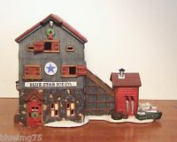 Dept 56 New England Blue Star Ice Co. #56472 (Y243) 1 Ice Block Missing