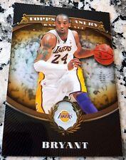 KOBE BRYANT 2008 Topps Treasury REFRACTOR RARE SP 535/999 LA Lakers MVP HOF $$