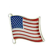 USA UNITED STATES STARS AND STRIPES FLAG ENAMEL PIN BADGE BRAND NEW FREE POST