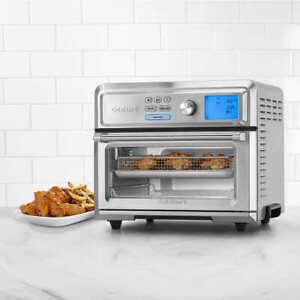Cuisinart Digital AirFryer Toaster Oven 1800 Watts NEW