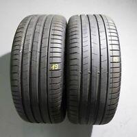 2x Pirelli P Zero * Sommerreifen Runflat 275/40 R21 107Y DOT 3318 7 mm