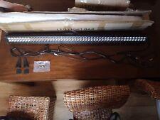 52 Inch Led Light Bar  4x4 Off Road Boat Camper Landrover
