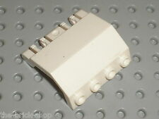 LEGO TRAIN white Panel Locking ref 44572 / set 7648 10158 4511 High Speed Train