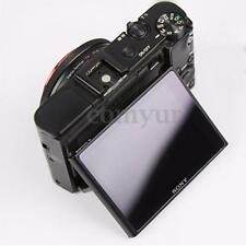 Tempered Glass Camera LCD Screen HD Protector Cover for Sony RX1/RX1R/RX10R SF