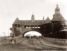 The Casino at Narragansett Pier, Rhode Island - 1899 - Historic Photo Print