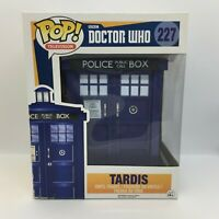"TARDIS #227~ MINT CONDITION~ 6/""~ DOCTOR WHO SERIES~ FUNKO POP"