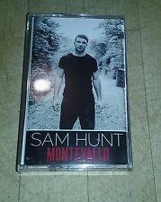 Sam Hunt Montevallo Promo Cassette Tape CD RARE NEW OPENED