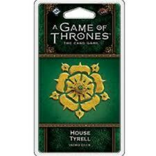 GAME OF THRONES LCG HOUSE TYRELL INTRO DECK EXP GAME BRAND NEW & SEALED