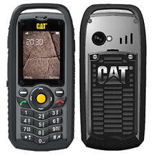 CAT B25 Dual-SIM - Outdoor Handy, Micro-SD - 2MP Kamera, 7-13 Tage StandBy Black