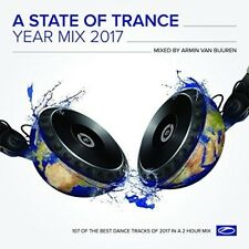 Armin van Buuren - State Of Trance Year Mix 2017 [New CD] Holland - Import