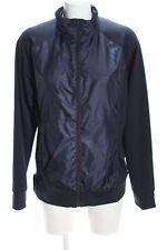 TCHIBO / TCM Sportjacke blau Casual-Look Damen Gr. DE 38 Jacke Jacket
