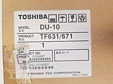 Genuine New Toshiba DU-10 Developer Unit  TF -631 671