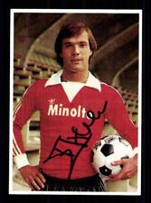 Rudolf Elsener Autogrammkarte Eintracht Frankfurt Original Signiert
