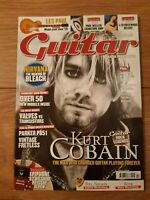 GUITAR MAGAZINE VOL. 20 NO.8 ( JULY 2009 ) KURT COBAIN BILL NELSON BLUR