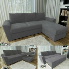 corner sofa bed with storage for sale ebay rh ebay co uk