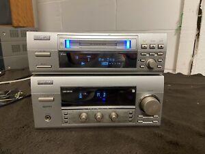Sanyo, Tuner/Amplifier/Minidisc  JCX-X5 50Hz- 130W