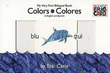 Colors/Colores (The World of Eric Carle) (Spanish Edition)-ExLibrary