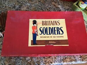 Britains Soldiers Royal Horse Artillery No.39 With Gun & Escort