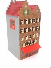 Haus mit PFAFF Nähmaschinen Geschäft Spur H0 D0567