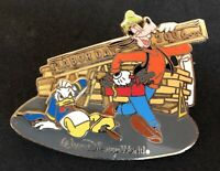 Disney Labor Day Pin Donald Duck & Goofy LE 3500 WDW