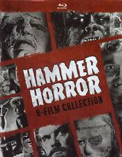 HAMMER HORROR 8-FILM COLLECTION (BLU-RAY) (BLU-RAY)