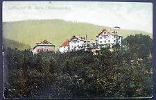 GERMANY ~ 1908 LUFTKURORT  ST. ANNA (Sudvogesen)  Besitzer Wwe Schuller & Kinder