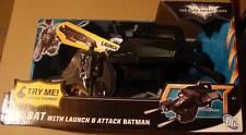 Dark Knight Rises movie The Bat With Launch & Attack Batman batmobile figure