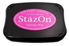 StazOn - Ink Pad - Fuchsia Pink