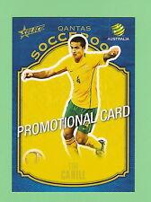 #D80.  2009 SOCCER FOOTBALL  PROMOTIONAL CARD - TIM CAHILL, SOCCEROOS