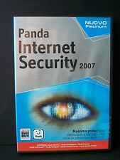 PANDA INTERNET SECURITY 2007