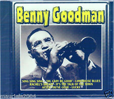 Benny Goodman (2003) CD NUOVO Sing sing sing. Limehouse blues. Rattle and roll