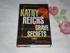 Grave Secrets by Kathy Reichs   -signed-