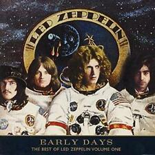 Led Zeppelin : Early Days: THE BEST OF LED ZEPPELIN VOLUME ONE CD (1999)