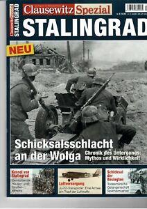 Clausewitz Spezial 2012 Stalingrad