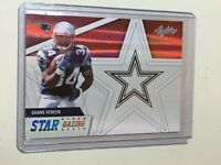 F43404 2011 Absolute Memorabilia Star Gazing Spectrum #9 Shane Vereen /50