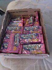 Bubble Yum 1000 pieces! 100 packs (full medium priority box) original gum