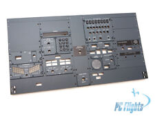 FLIGHT SIMULATOR BOEING 737 AFTER OVERHEAD PANELS REPLICA FULL AFT OVERHEAD SET