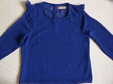 Blouse bleu PULL&BEAR – Taille S